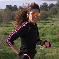 דיאנה פיבן -מדרכית קבוצת ריצה נס ציונה